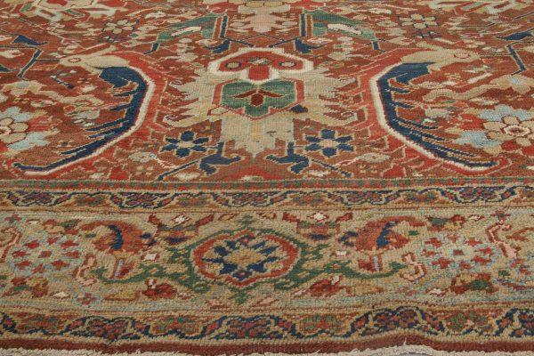 Persian Heriz Teppich BB6368