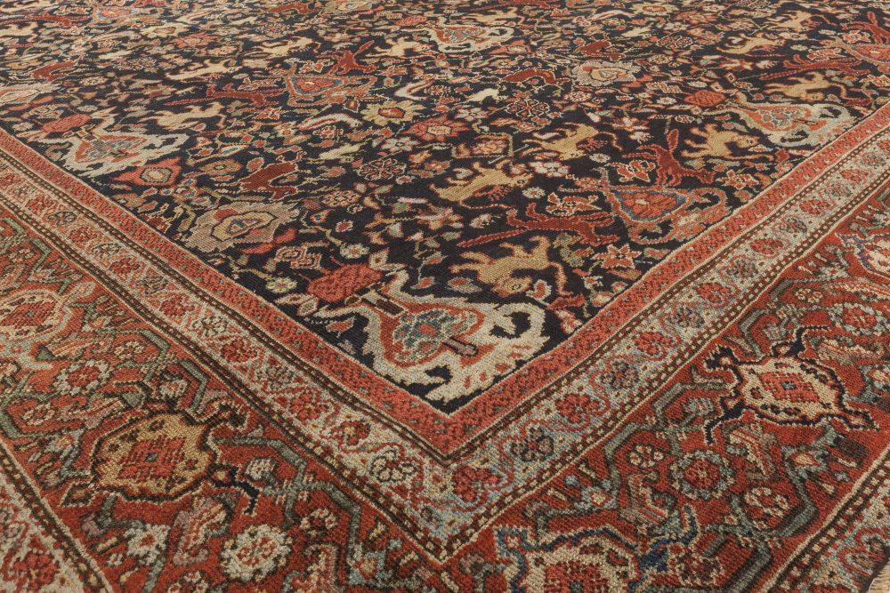 Antique Persian Feraghan Rug BB6310