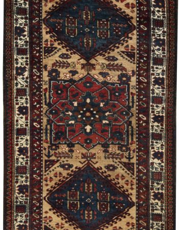 Antique Persian Hamadan runner BB3287