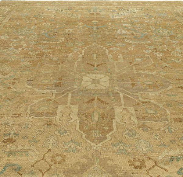 Antique Persian Heriz Rug BB5065