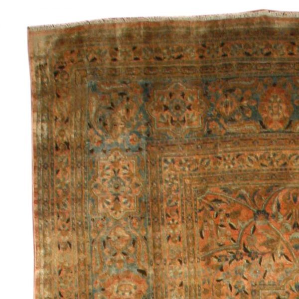Antike Perser Kashan Teppich BB4206