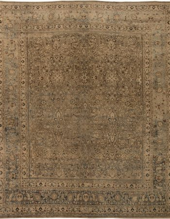 Antique Persian Khorassan Rug BB3520