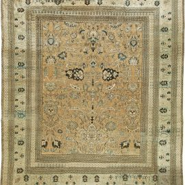 Antique Persian Khorassan Carpet BB4240