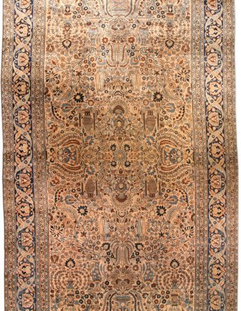 Antique Persian Khorassan Teppich BB4626