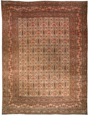 Antique Persian Khorassan Carpet BB2166