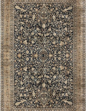 Antique Persian Kirman Carpet BB6089