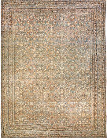 Alfombra persa Kirman vintage BB2249