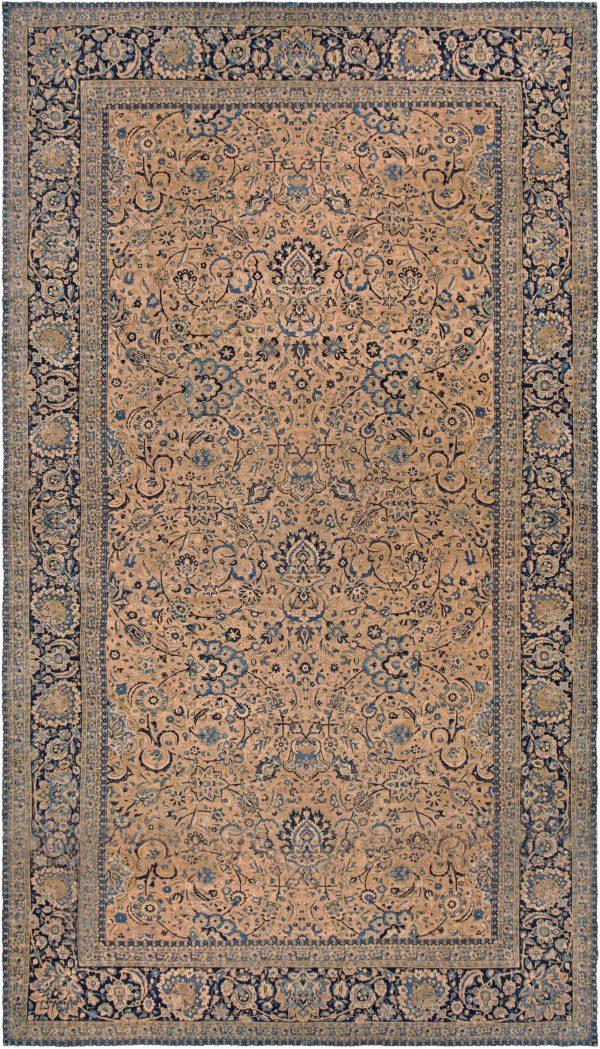 Oversized Vintage Persian Kirman Rug BB2962