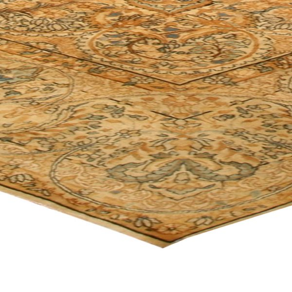 Antique Persian Kirman Carpet BB3179