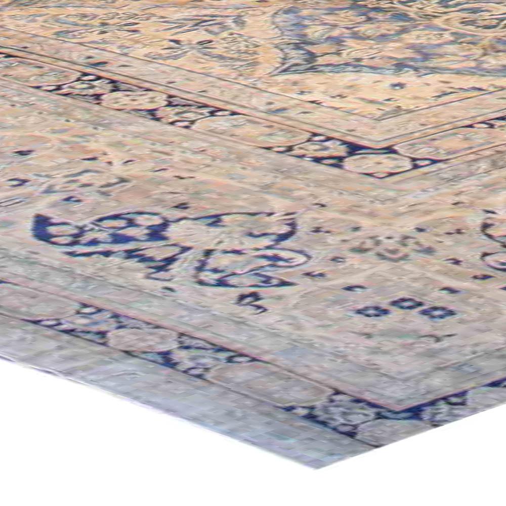 Oversized Vintage Persian Kirman Carpet BB3228