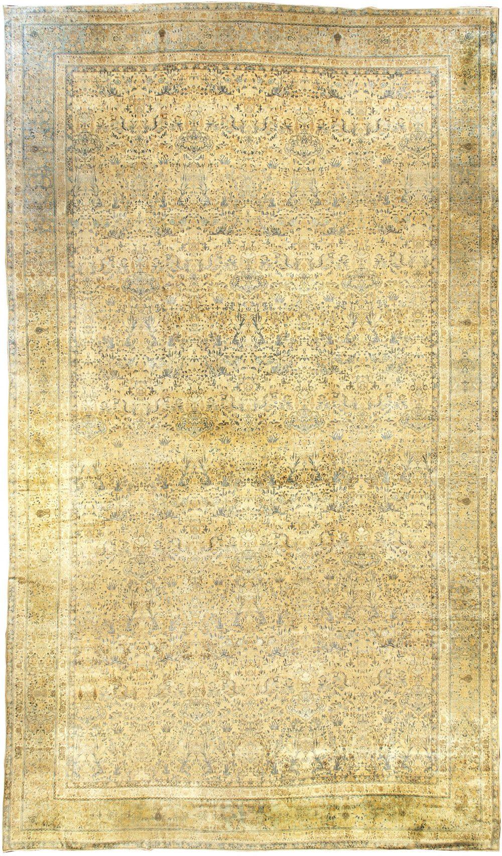 Antique Persian Kirman Carpet BB3477