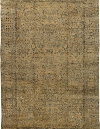 Antique Persian Kirman Rug BB3831