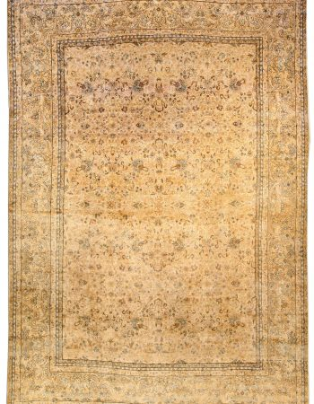Vintage Persian Kirman Carpet BB3979
