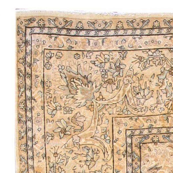 Vintage Persian Kirman Carpet BB3979