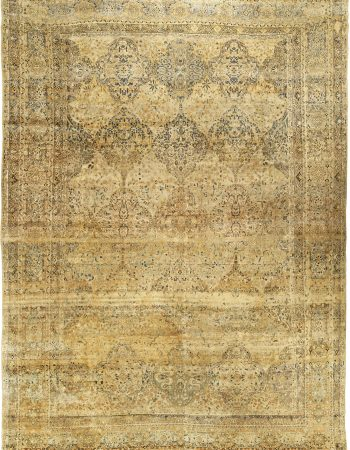 Antique Persian Kirman Rug BB4345