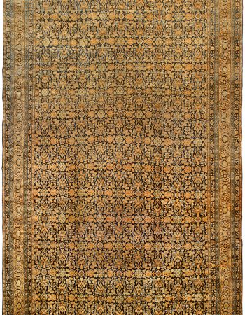 Antique Persian Kirman Rug BB0074