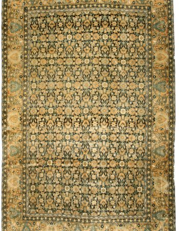 Antique Persian Kirman Carpet BB3437
