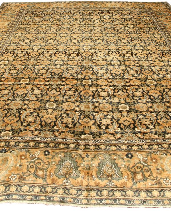 Antique Persian Kirman Carpet BB1621