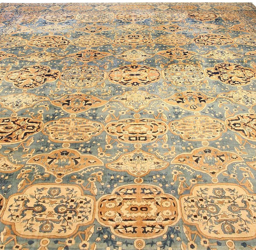 Persian Kirman Carpet BB3948