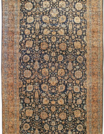 Antique Persian Kirman Rug BB4345
