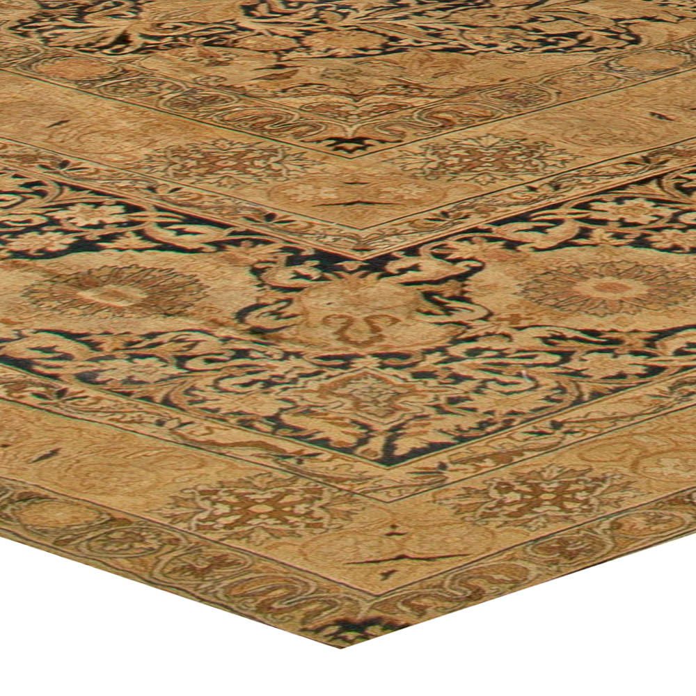 Oversized Antique Persian Kirman Rug BB6026