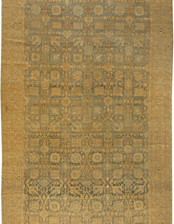 Oversized Persian Kirman Antique Rug BB6025