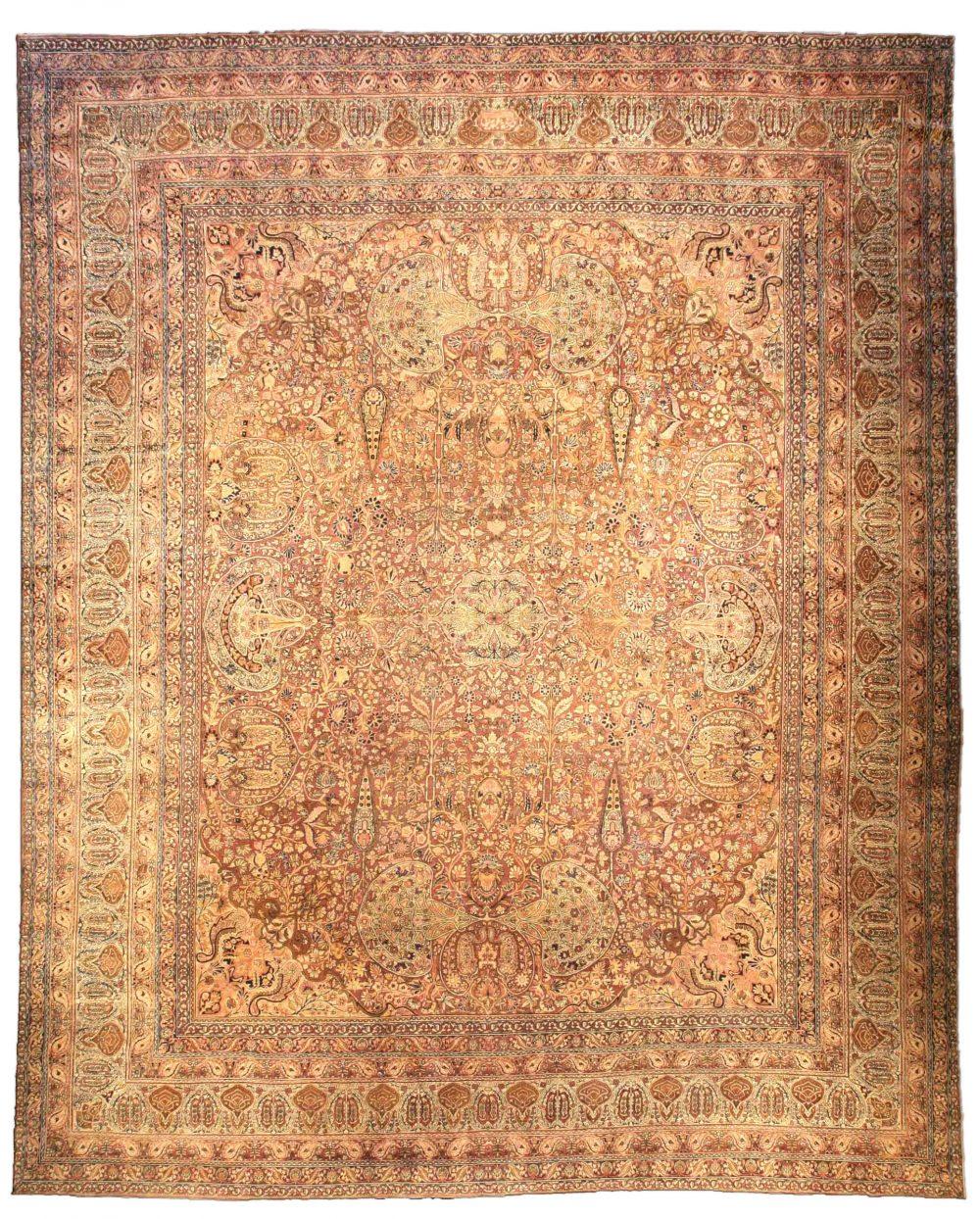 Persian Kirman Carpet BB2022