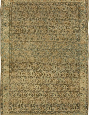 Antique Persian Kirman Rug BB5299