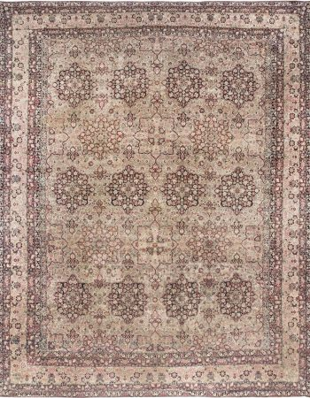 Antique Persian Kirman Carpet BB4168