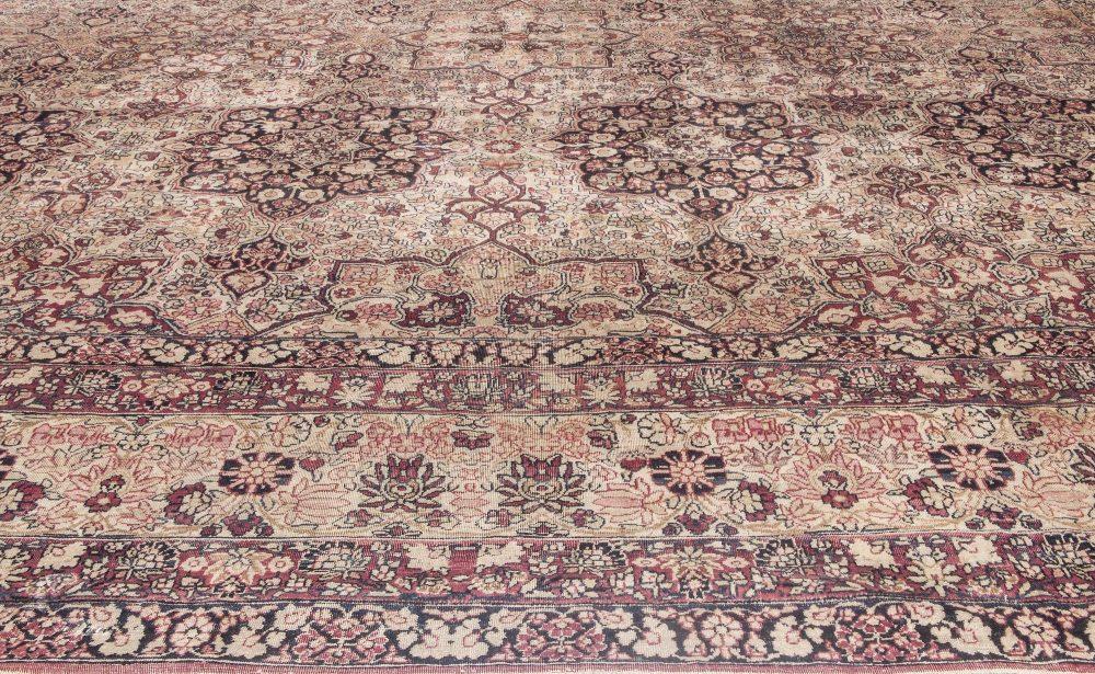 Antique Persian Kirman Carpet BB4168