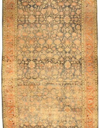 Antique Persian Malayer Rug BB3805
