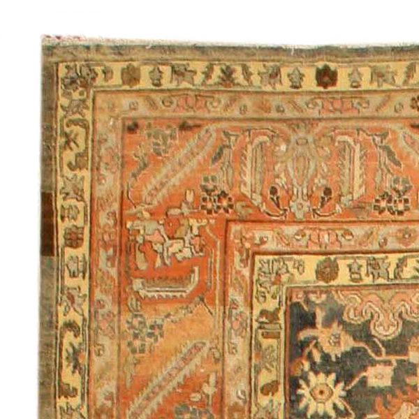 Antique Persian Malayer Rug BB3805