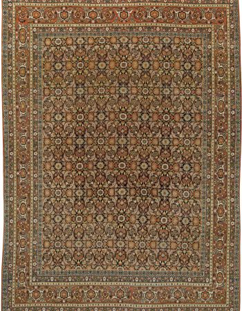 Persa Meshad Antique Rug BB6063