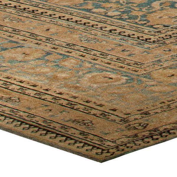 Oversized Persian Meshad Antique Rug BB5875