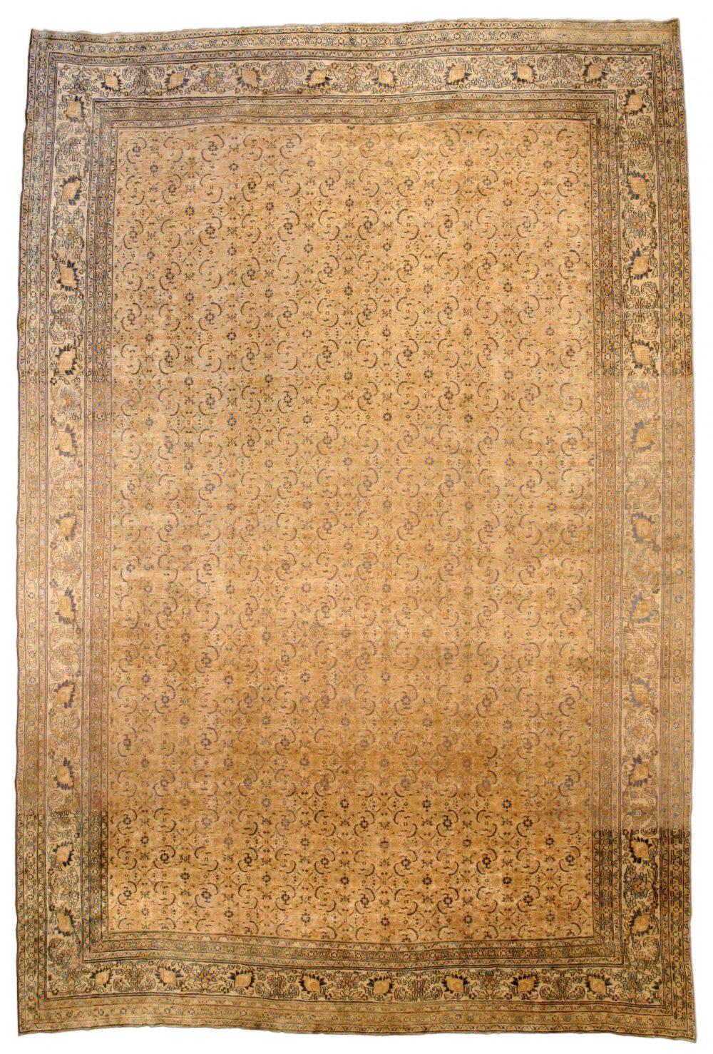 Antique Persian Meshad Carpet BB3714