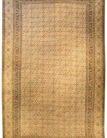 Antique Persian Meshad Tapete BB4035