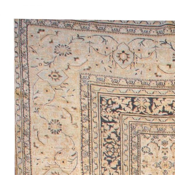 Antique Persian Meshad Tapete BB4035
