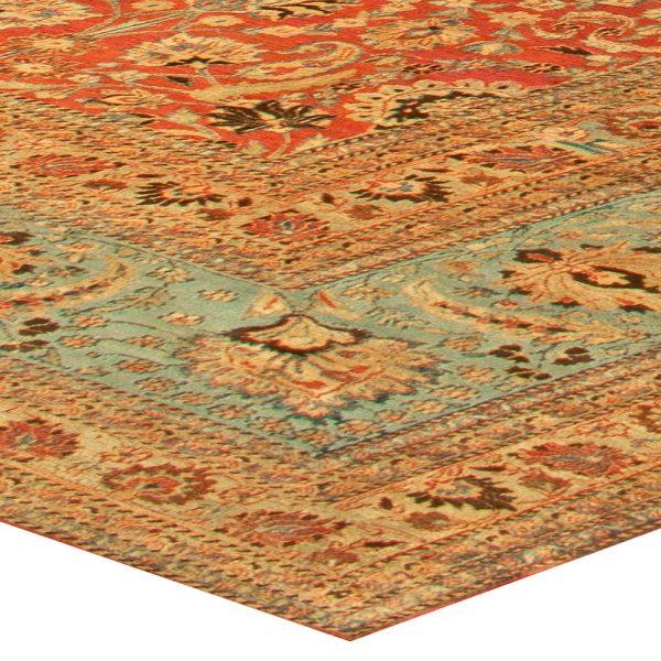 Antique Persian Meshad Rug BB6128