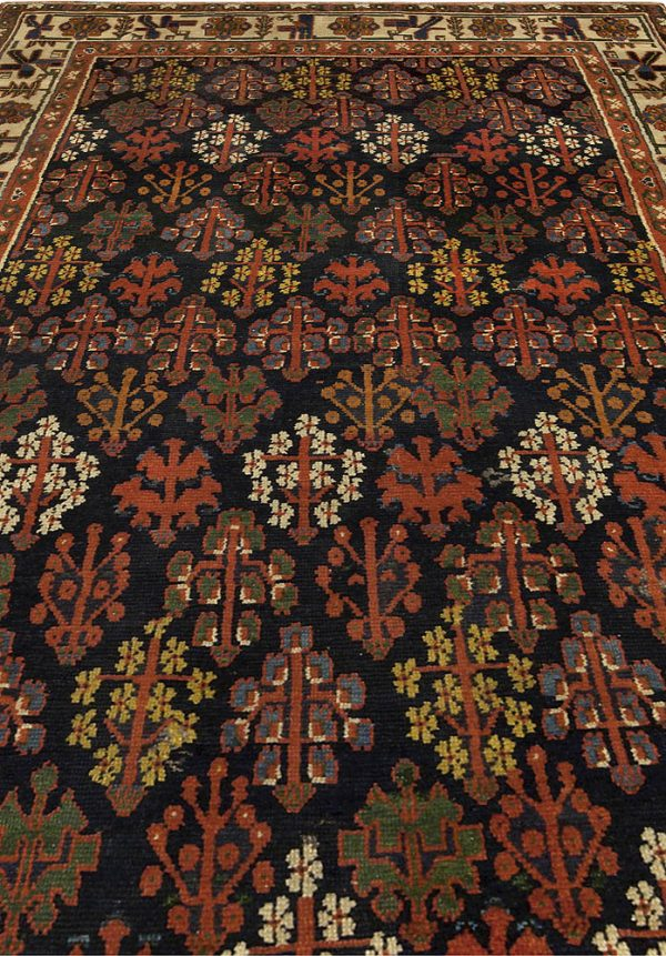 Antique North West Persian Rug BB5087