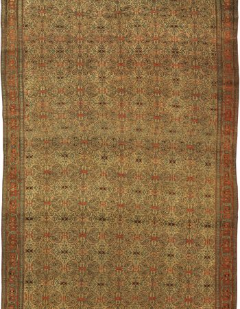 Oversized Antique Persian Senneh Rug BB6720