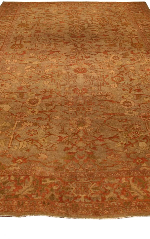 Antique Persian Sultanabad Rug BB4346