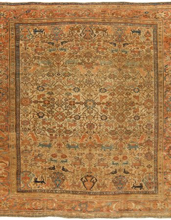 Antique Persian Sultanabad Carpet BB3595