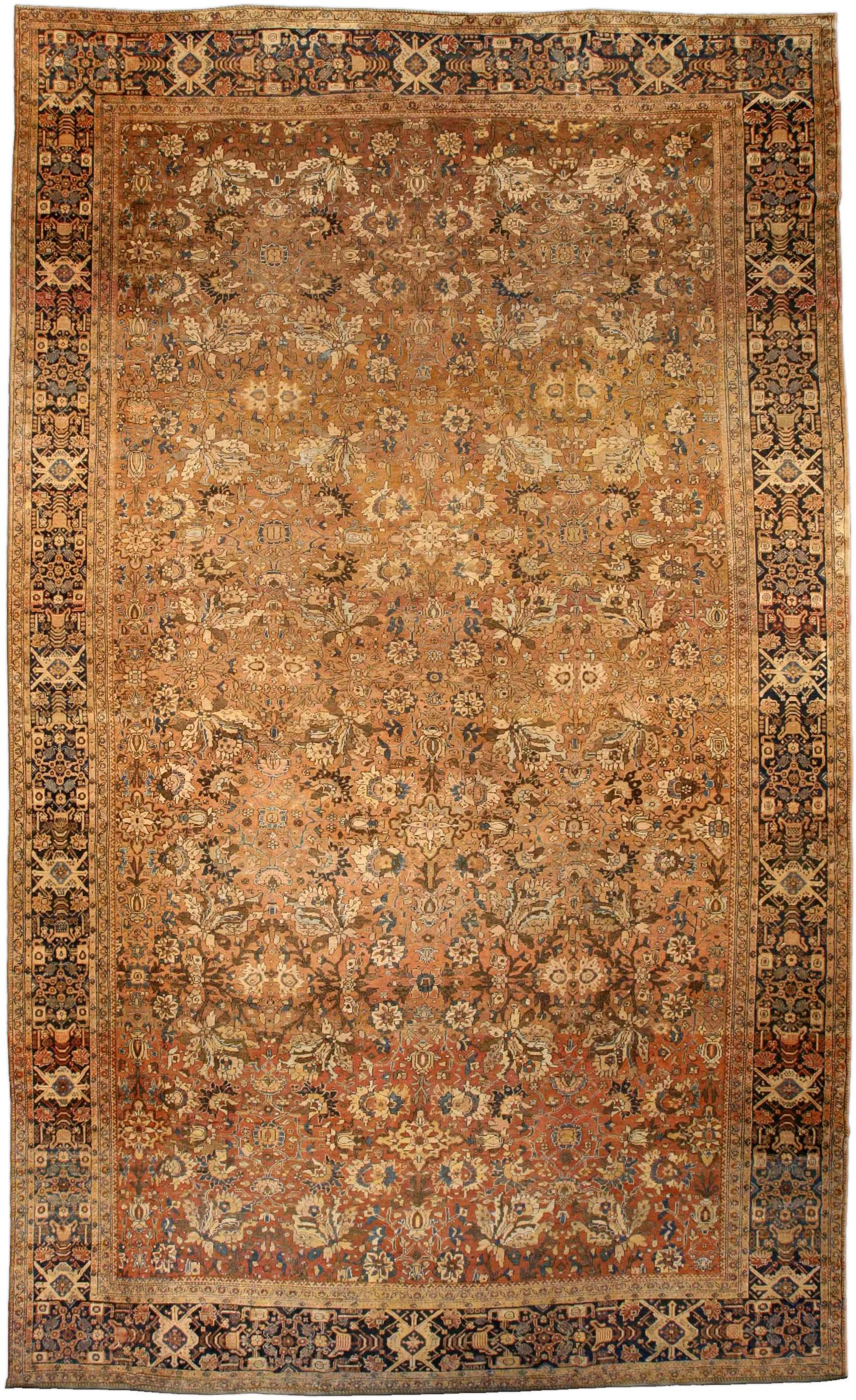 Antique Persian Sultanabad Carpet BB1393