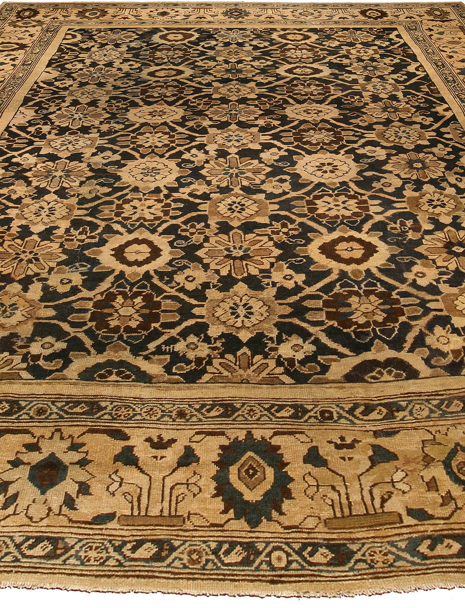 Antique Persian Sultanabad Rug BB1196