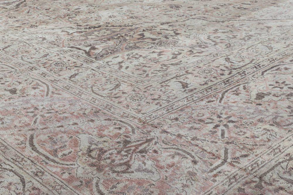 Vintage Persian Tabriz Carpet BB2556