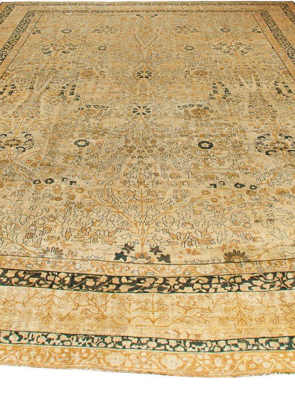 Antique Persian Tabriz Rug BB2938