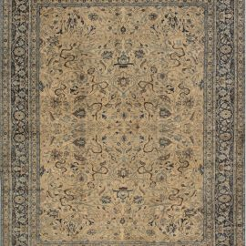 Antique Persian Tabriz Rug BB3325