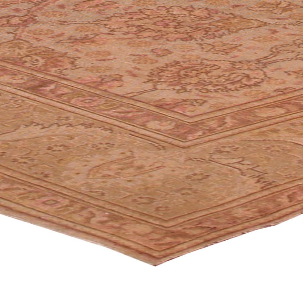 Antique Persian Tabriz Carpet BB3684