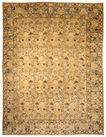 Vintage Persian Tabriz Carpet BB4074