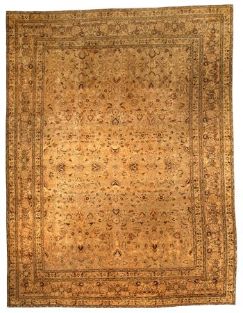 Antique Persian Tabriz Rug BB4116